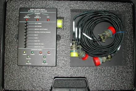8501350A6777000100 : Boitier controle moteur 9KOPT